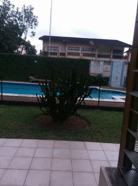 CHALET A VENDRE A COCODY